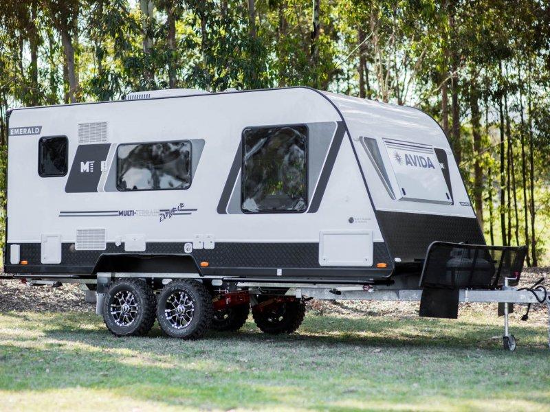 Introducing The Emerald Caravan Range Avida Rv