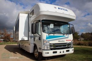 2016 Avida Longreach Motorhome Review