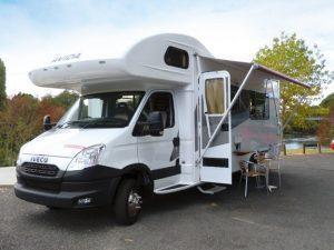 2013 C7934SL Esperance Motorhome Review