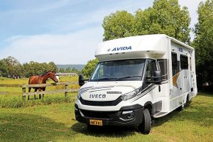 50th Anniversary B7943 Esperance Motorhome Road Test