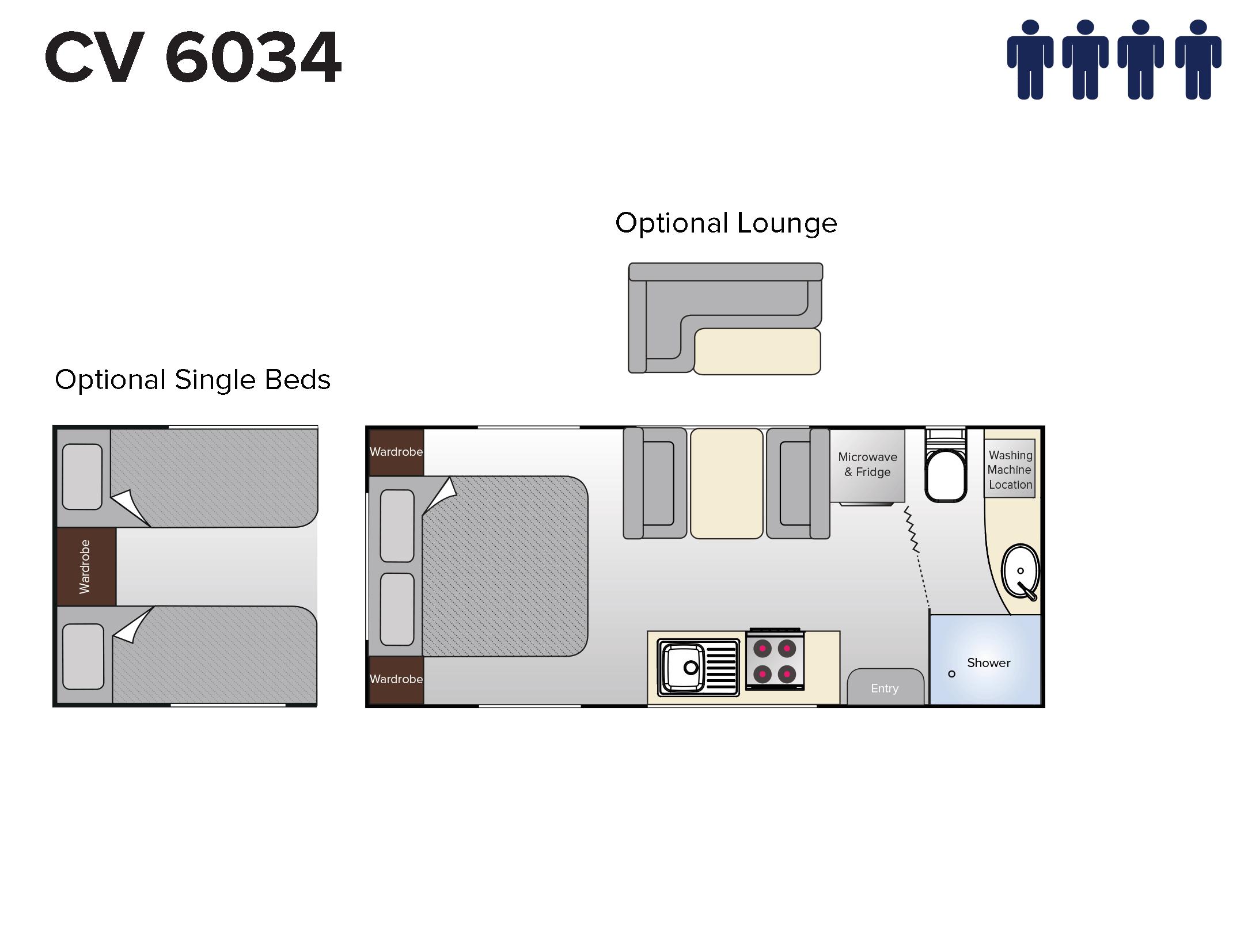 CV6034QB