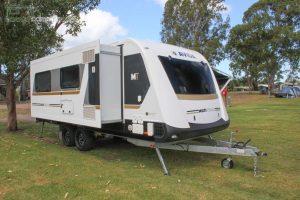 CV7052SL Topaz Caravan Review