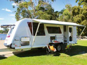 CV7084SL Topaz Caravan Review