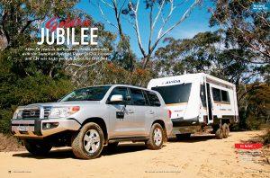 Caravan World Magazine Topaz Caravan Review