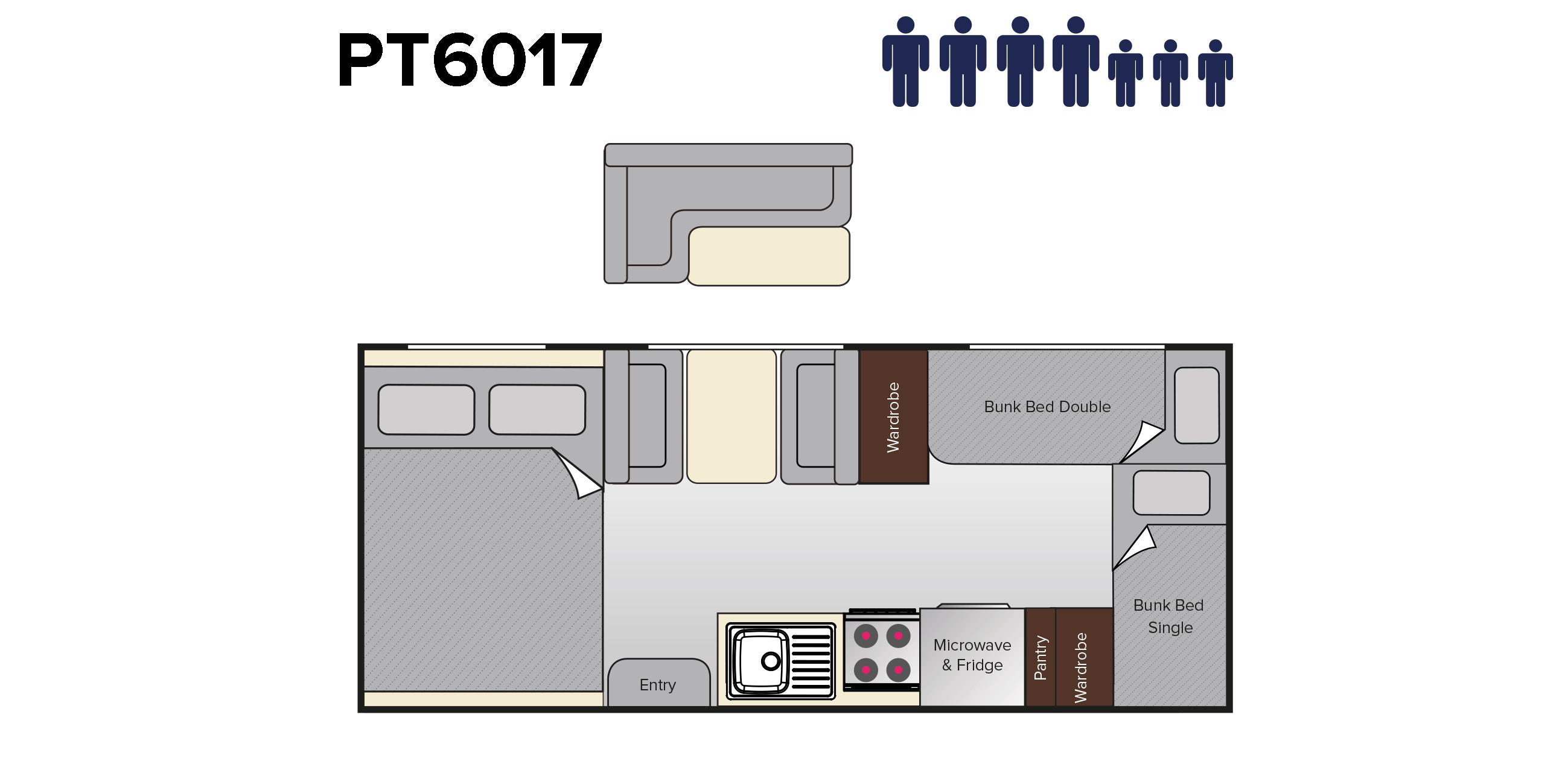 PT6017 Wave (18ft)