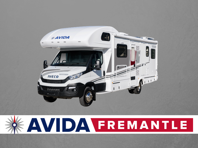 Fremantle Motorhome - Click to Discover more