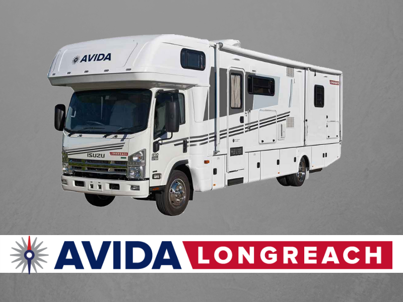 Longreach Motorhome - Click to Discover more