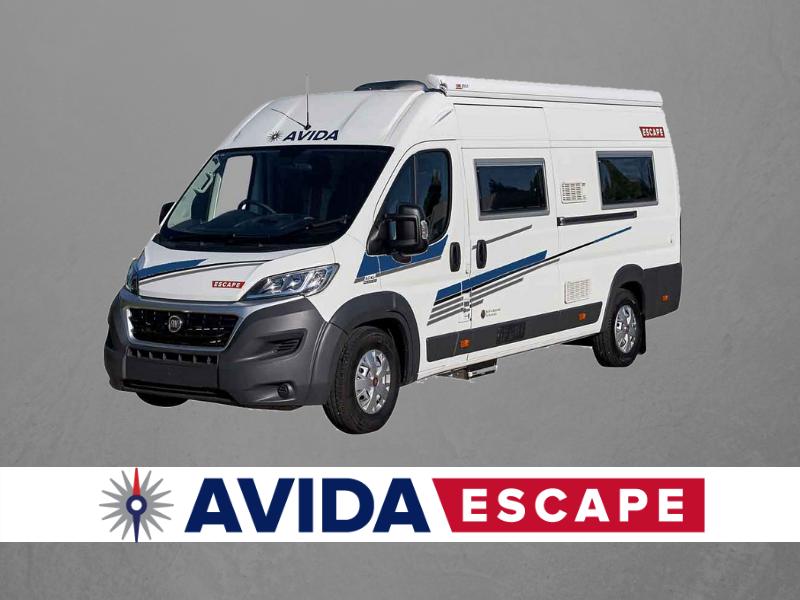 Escape Campervan - Click to Discover More