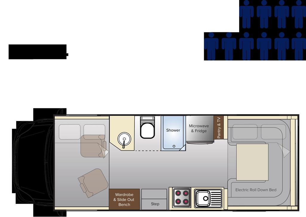 Avida Ceduna C7194 Floorplan