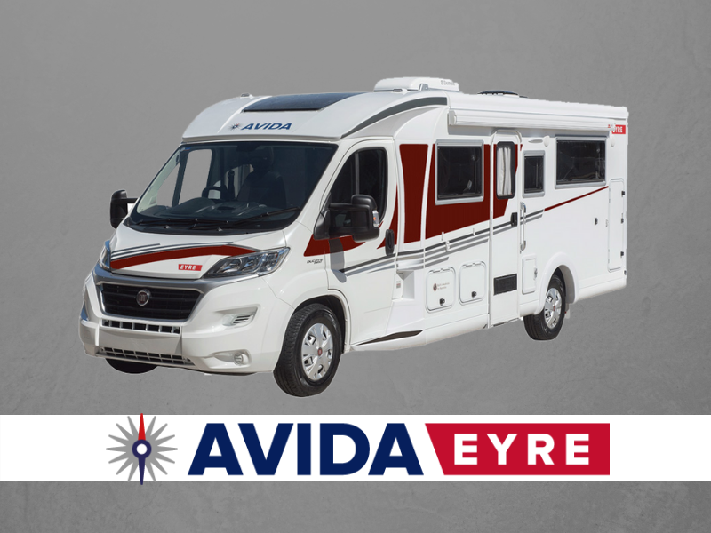 Eyre Motorhome - Click to Discover more
