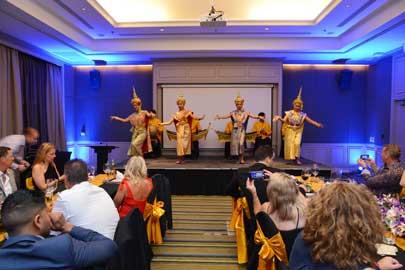 Thai Dancers - Avida Conference 2019