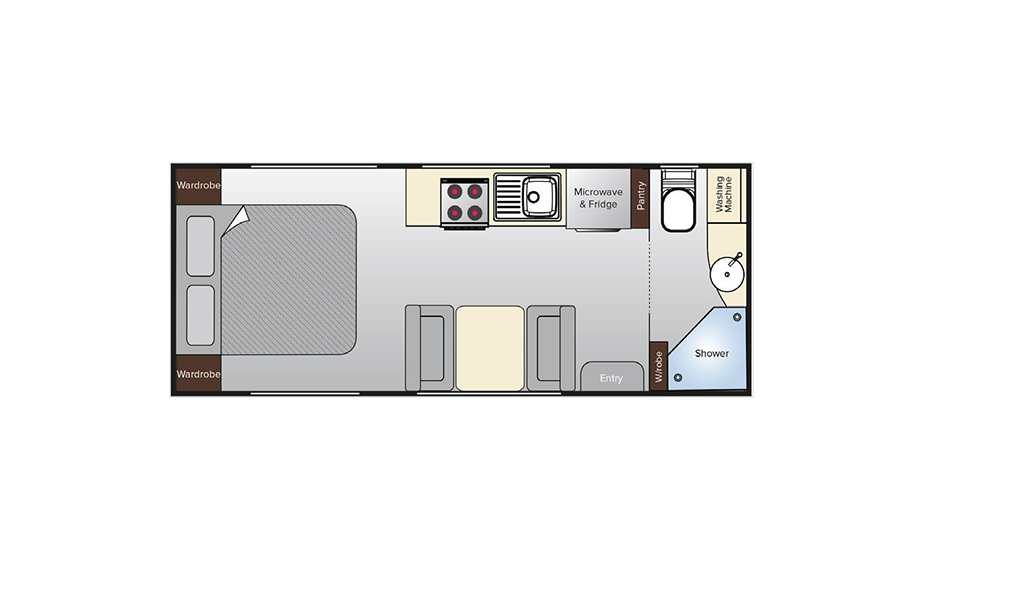 Avida Rock CV6434 Floorplan